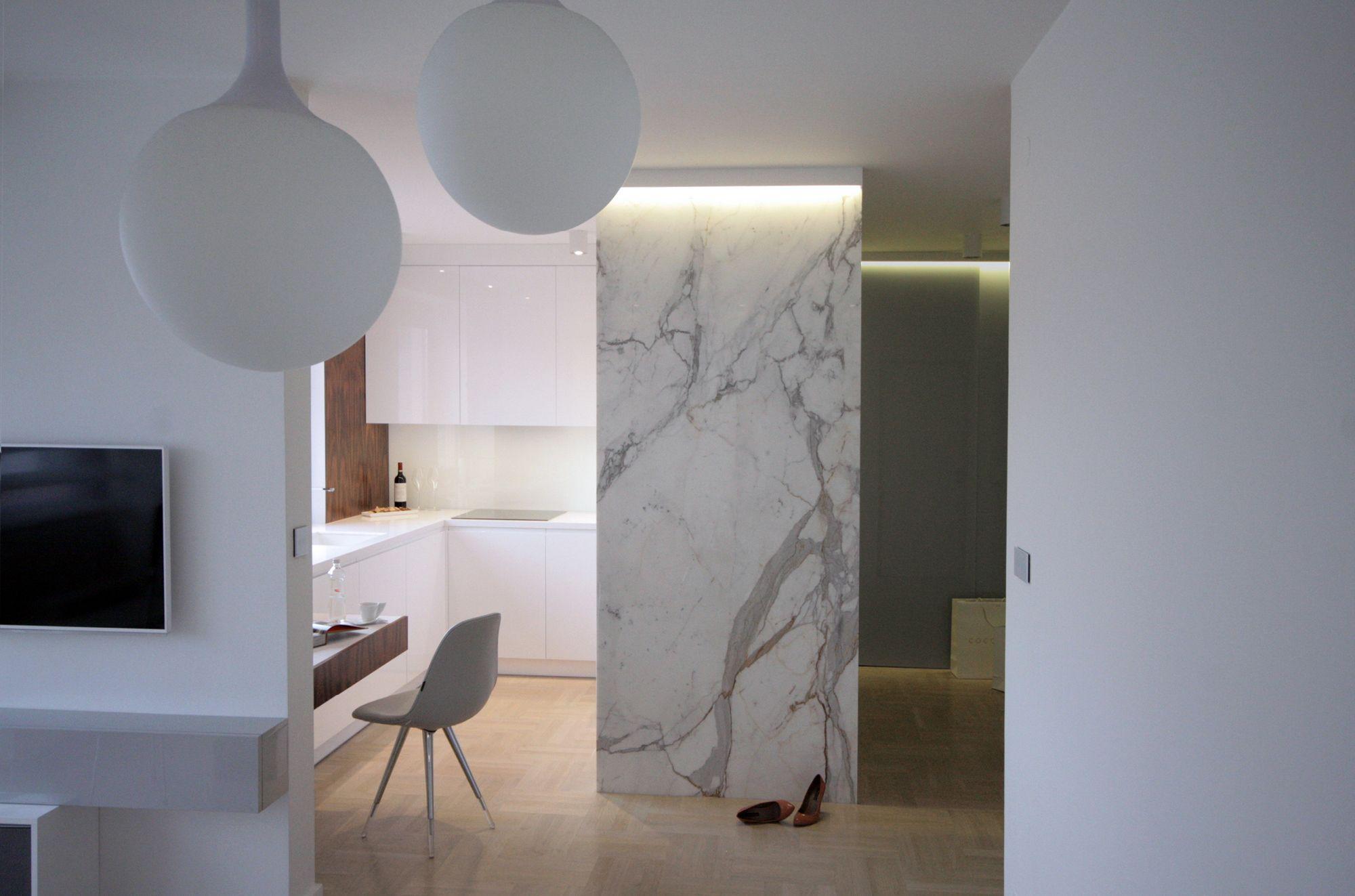 Apartament przy Błoniach 67m² – Realizacja