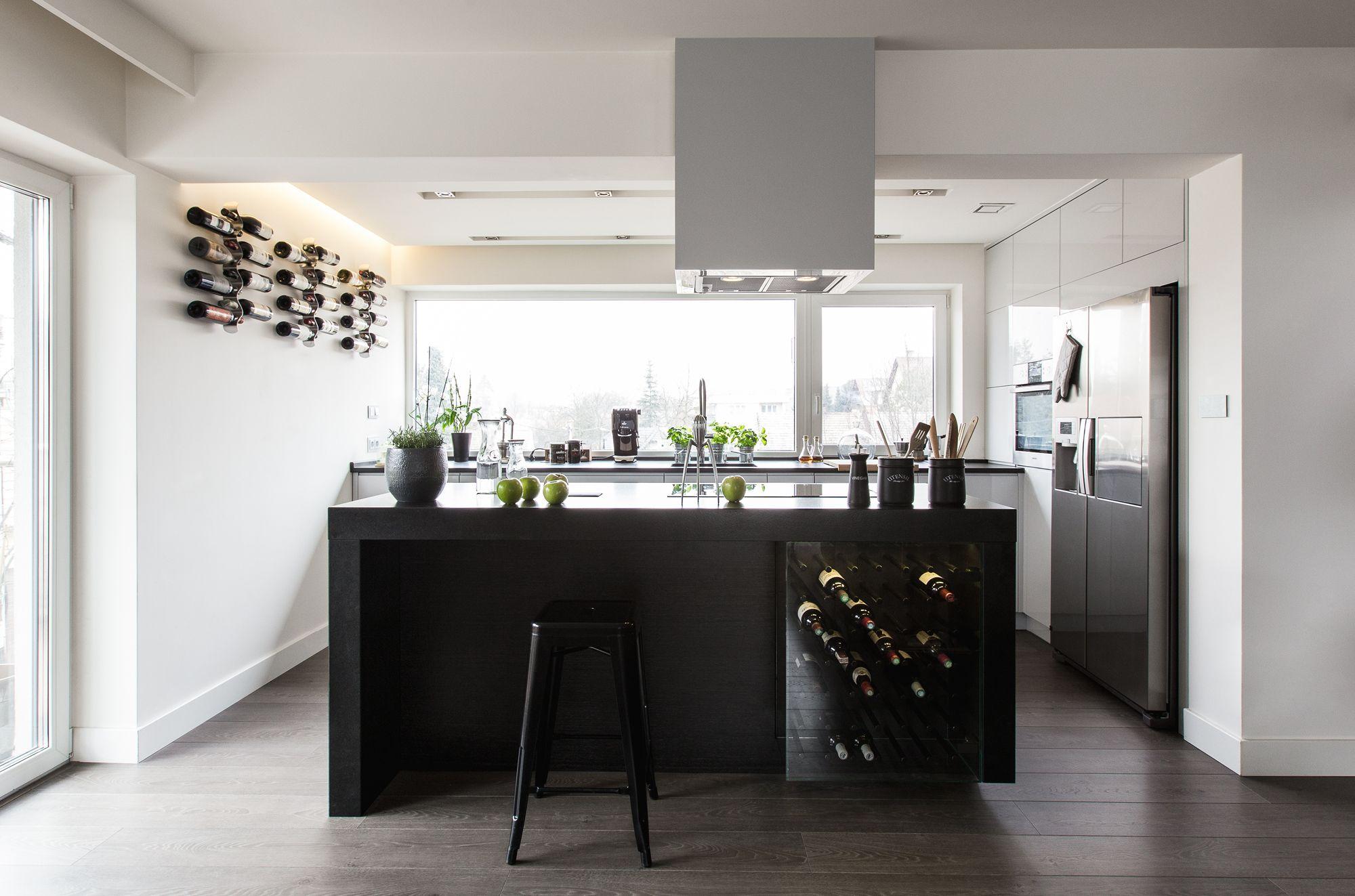 Mieszkanie dwupoziomowe 180m² – Realizacja